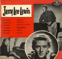 Jerry Lee Lewis - 1st LP - Ubangi Stomp - Crazy Arms (HA-S 2138)